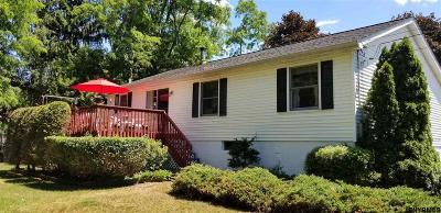 Copake Single Family Home For Sale: 106 Washington Rd