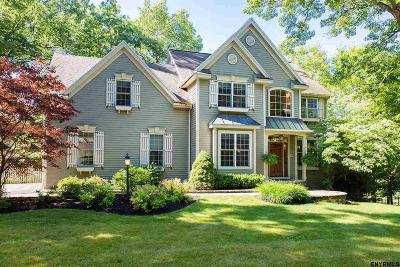 Saratoga Springs Single Family Home For Sale: 38 Dyer Switch Rd