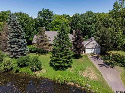 Schenectady County Single Family Home For Sale: 1278 Ennis Rd