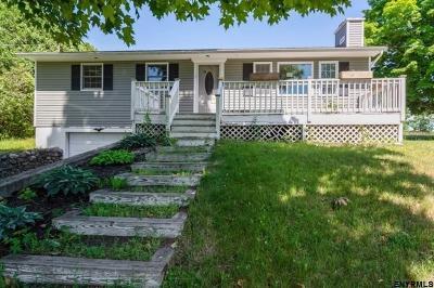 Washington County Single Family Home Price Change: 156 Butler Rd