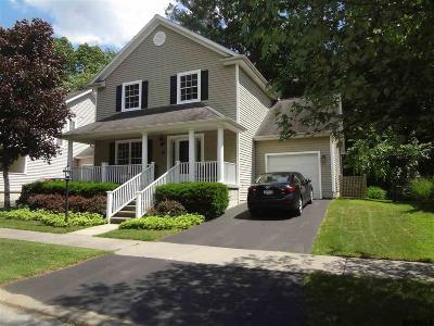 Saratoga County Single Family Home For Sale: 36 Horseshoe Dr