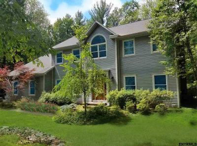Rensselaer County Single Family Home Price Change: 11 Glenwood Ter