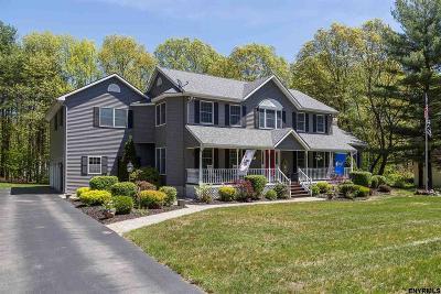 Saratoga County Single Family Home For Sale: 3 Barrington Dr