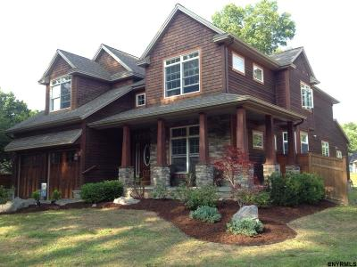 Saratoga Springs NY Single Family Home For Sale: $1,199,000