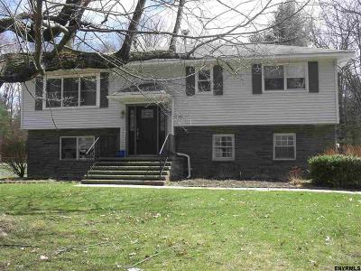 Guilderland Single Family Home For Sale: 3030 Lone Pine Rd