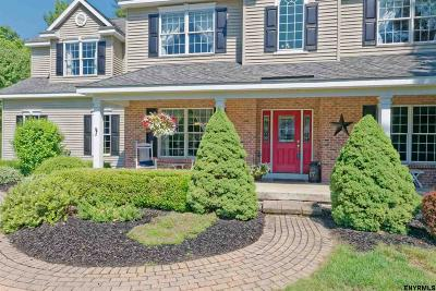 Ballston, Ballston Spa, Malta, Clifton Park Single Family Home For Sale: 17 Fairhill Rd