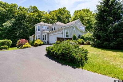 Niskayuna Single Family Home For Sale: 153 Killarney Dr