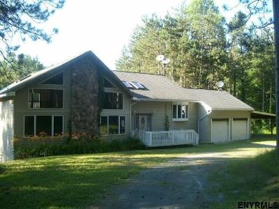 Rensselaer County Single Family Home For Sale: 262 Marpe Rd