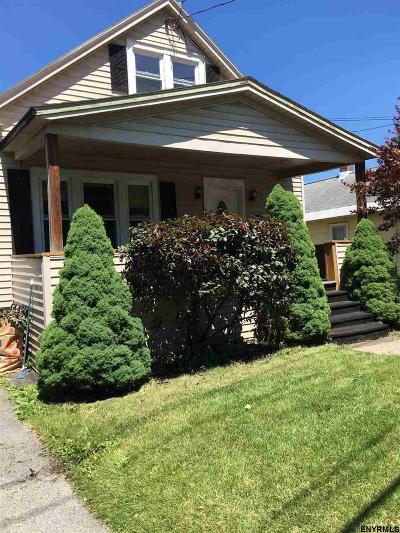 Scotia Single Family Home For Sale: 21 Cuthbert St