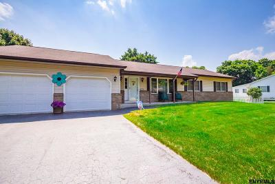 Clifton Park Single Family Home For Sale: 1a Greenlea Dr
