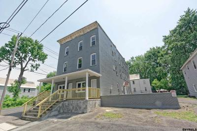 Schenectady Multi Family Home For Sale: 1646 Carrie St