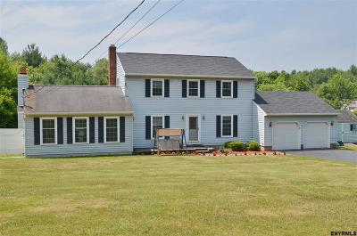 East Greenbush Single Family Home For Sale: 669 Luther Rd