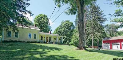 Single Family Home For Sale: 745 Stone Church Rd