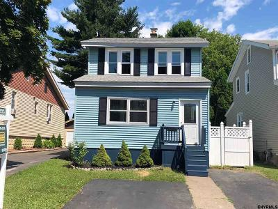 Albany County Single Family Home Back On Market: 114 Russell Rd