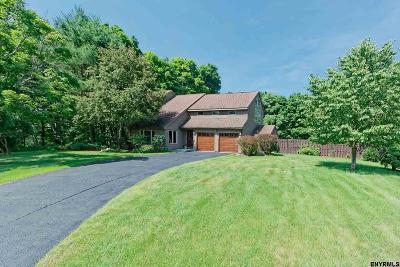 Rensselaer County Single Family Home Price Change: 7 Budd La