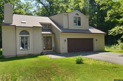 Saratoga County Single Family Home For Sale: 15 Arbor La