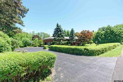 Schenectady County Single Family Home For Sale: 1150 Ruffner Rd