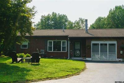 Clifton Park Single Family Home For Sale: 2d Deer Creek