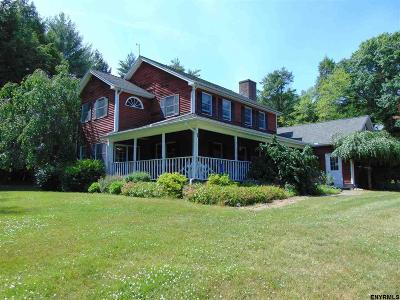 Rensselaer County Single Family Home Price Change: 11 George Hunt Rd