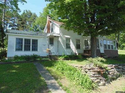 Duanesburg Single Family Home For Sale: 1868 Skyline Dr