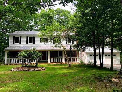 Lake George, Bolton Single Family Home For Sale: 5 Morgan Ct