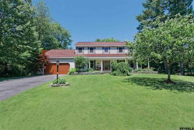 Malta Single Family Home For Sale: 28 Timber Trace