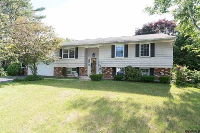 Saratoga County Single Family Home Price Change: 16 Wynnefield Dr