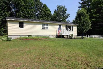 Wilton Single Family Home Back On Market: 31 Hammond La