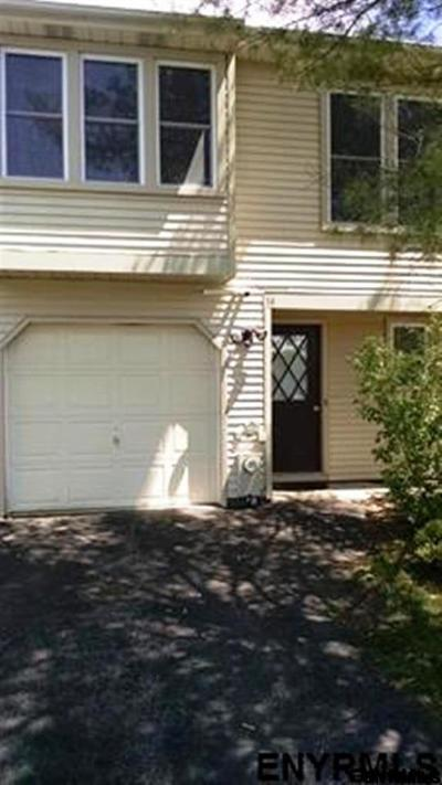 Clifton Park Rental For Rent: 14 Carriage Rd
