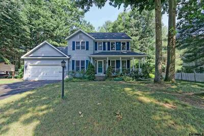Rotterdam Single Family Home For Sale: 121 Country Walk Rd