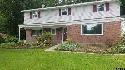 Saratoga County Single Family Home For Sale: 25 Pepper Hollow Dr
