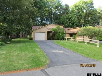 Malta Single Family Home For Sale: 77 Snowberry Rd