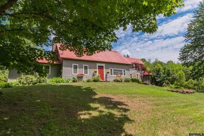 Northampton Tov, Mayfield, Mayfield Tov Single Family Home For Sale: 172 Simpson Rd