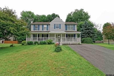Ballston Spa Single Family Home For Sale: 243 Revere Dr
