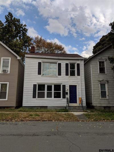 Troy Single Family Home For Sale: 706 3rd Av