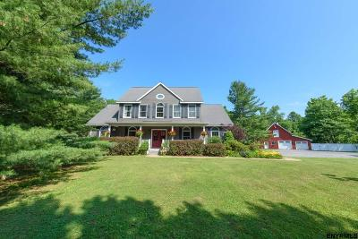 Rotterdam Single Family Home For Sale: 875 Upper Gregg Rd