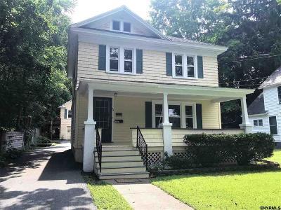 Ballston Spa, Round Lake Single Family Home For Sale: 34 Columbia Av