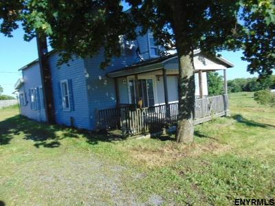 Schoharie County Single Family Home For Sale: 374 Beckers Corners Rd