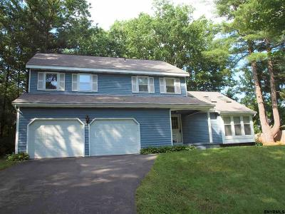 Clifton Park Single Family Home For Sale: 33 Southbury Rd