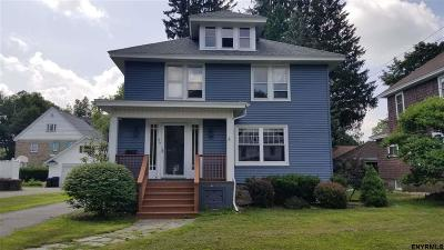 Gloversville NY Single Family Home Price Change: $137,400