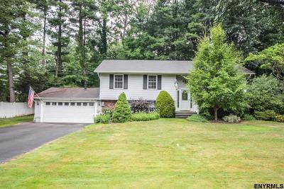 Clifton Park Single Family Home For Sale: 31 Linden Ct