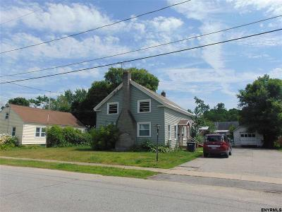 South Glens Falls Multi Family Home For Sale: 7 Catherine St