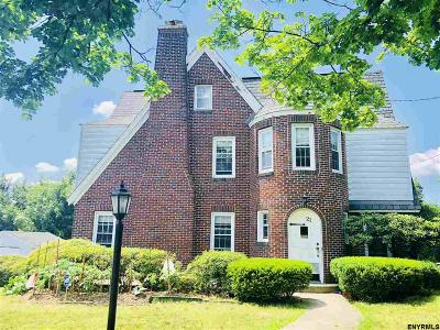 Troy Single Family Home For Sale: 21 24th St