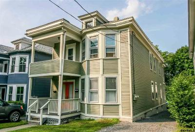 Hudson Multi Family Home For Sale: 156 Greene St