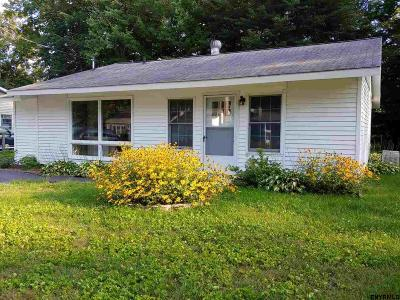 Ballston Spa Single Family Home For Sale: 17 Crestline Dr