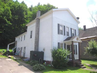 Dolgeville Single Family Home For Sale: 32 E State St