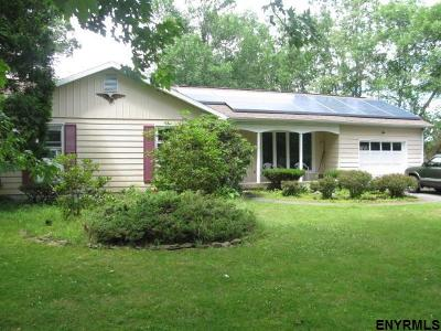 Perth Single Family Home For Sale: 1200 County Highway 126