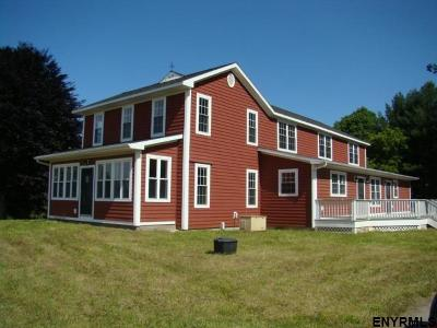 Saratoga County Single Family Home For Sale: 182 County Road 67