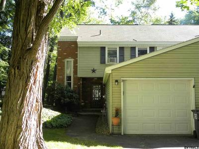 Clifton Park Single Family Home For Sale: 26 Willard Dr