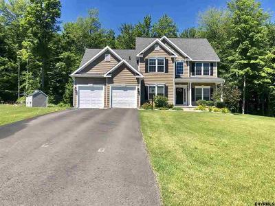 Halfmoon Single Family Home For Sale: 10 Ridgewood Dr